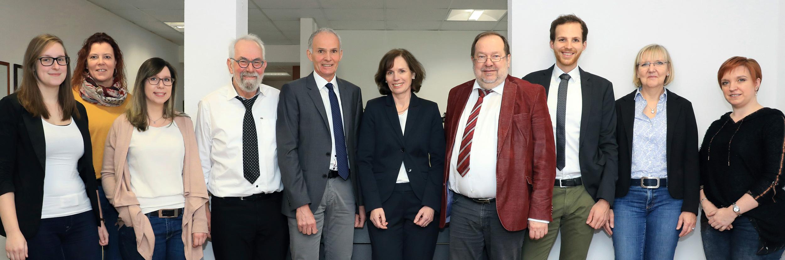Advoteam Rechtsanwaltskanzlei Team